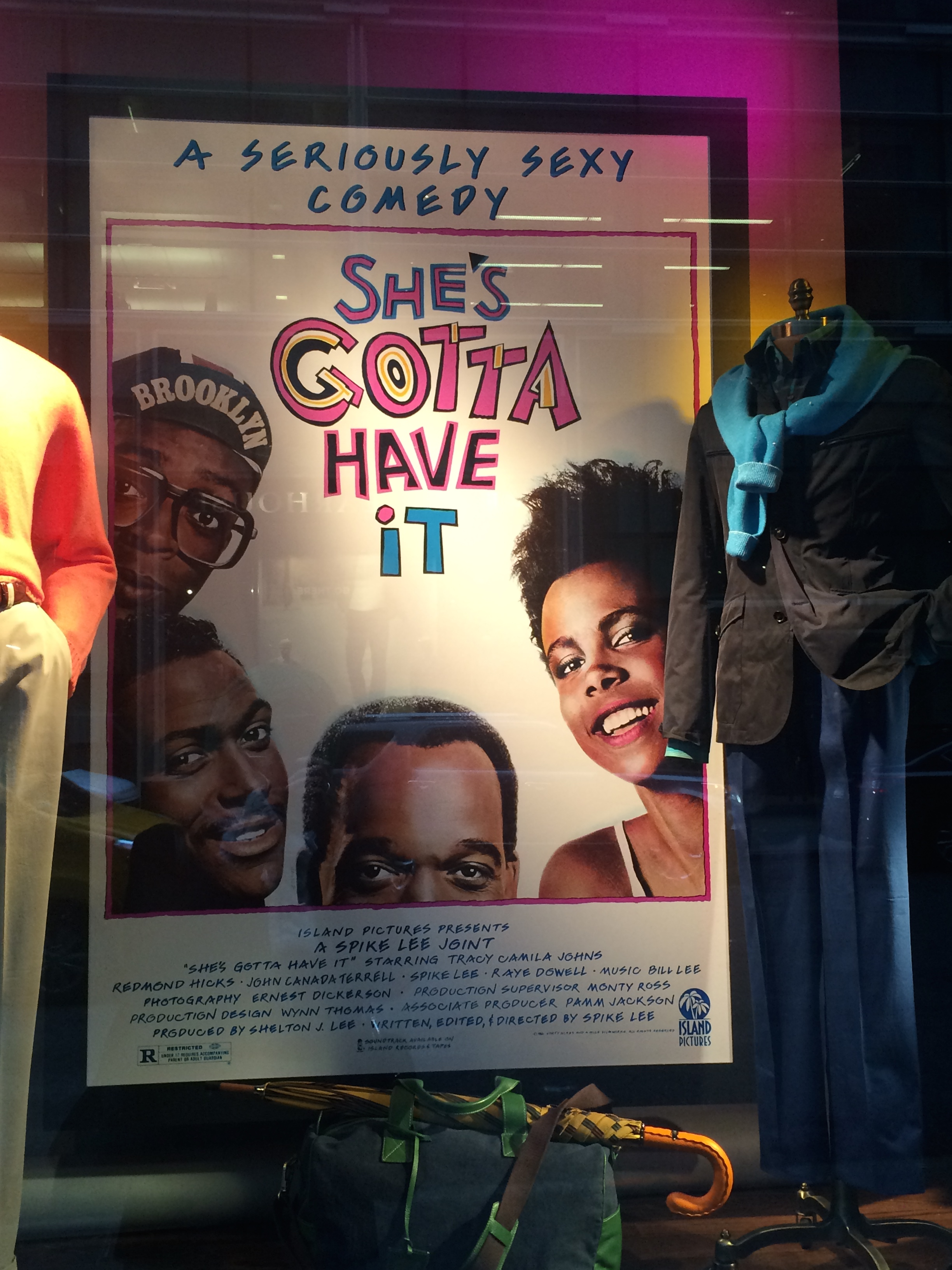 She's Gotta Have It, Poster Art, Separate Cinema