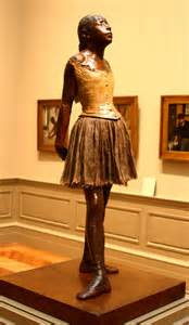 Edgar Degas Little Dancer
