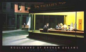 Boulevard of Broken Dreams Helnwein, 1984