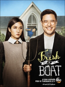 Fresh of the Boat Season 1 Poster. Source: Angry Asian Man
